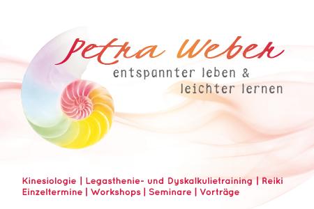 Banner Petra Weber
